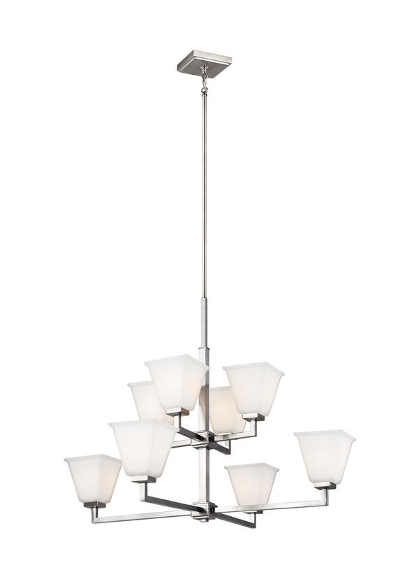 Ellis Harper Eight Light Chandelier